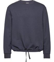m. felix sweater sweat-shirt trui blauw filippa k