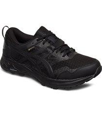 gel-sonoma 5 g-tx shoes sport shoes running shoes svart asics