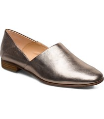 pure t loafers låga skor guld clarks