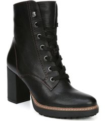 naturalizer callie leather mid shaft boots women's shoes