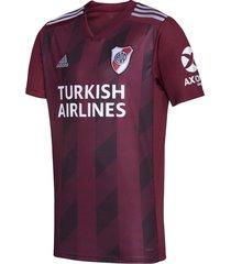camiseta bordó  adidas river plate visitante 2019/2020