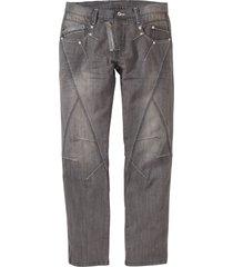jeans straight (grigio) - rainbow