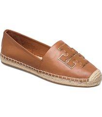 ines espadrille sandaletter expadrilles låga brun tory burch