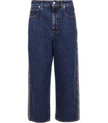 alexander mcqueen boyfriend jeans