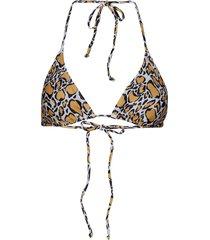 pilgz bikini top ao19 bikinitop multi/mönstrad gestuz