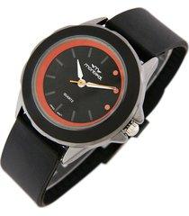 reloj negro montreal