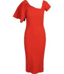 la petit robe di chiara boni le petite robe di chiara boni ilia polyamide dress