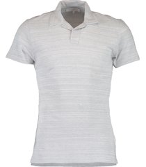 felix pewter cloud resort polo