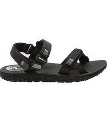 jack wolfskin sandaal women outfresh sandal black light grey