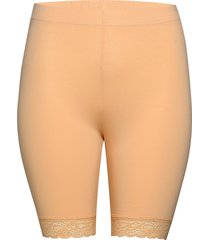 jrnewlennon cycle shorts - s cykelshorts beige junarose