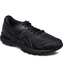 gt-2000 8 shoes sport shoes running shoes svart asics