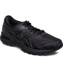 gt-2000 8 shoes sport shoes running shoes svart asics