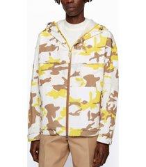 boss men's capir regular-fit windbreaker jacket