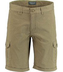 bos bright blue berend worker short 19109be02sb/365 khaki green