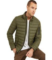 chaqueta ls nathan jacket verde guess