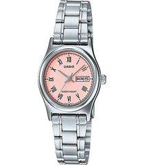 reloj casio  ltp-v006d-4b mujer