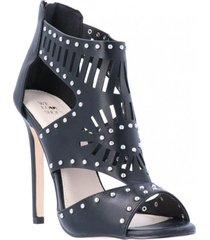 sandalia annabel negro we love shoes