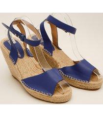 zapatos sandalia salma azul 36