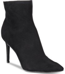 thalia sodi women's rylie pointed toe ankle booties, created for macy's women's shoes
