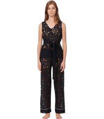 sleeveless pyjama set
