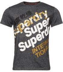 superdry international monochrome t-shirt