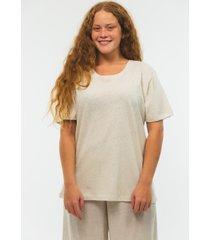 t-shirt essencial cru - kanui