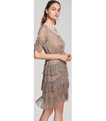 sukienka z jedwabiu chloe