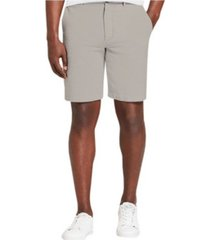 "nick graham men's 6"" flat front printed shorts"