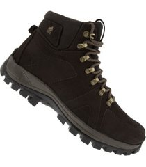bota macboot onix - masculina - marrom escuro