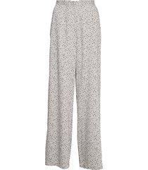 klint trousers wijde broek wit r/h studio