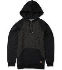 billabong men's balance pullover hoodie