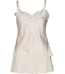 lrl signature lace cami top set pyjamas vit lauren ralph lauren homewear