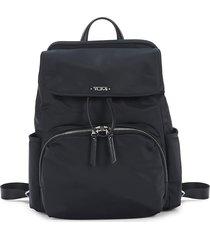 tumi betty drawstring backpack - black