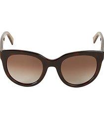 51mm cat eye sunglasses