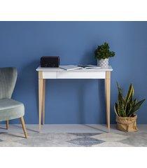 biurko mimo z szufladą- duże 105x40cm