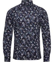 8703 - iver 2 skjorta casual blå sand