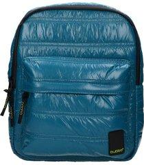 mochila classic mini azul  bubba bags
