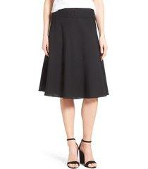 women's nic+zoe summer fling linen blend skirt