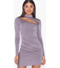 nly one asymmetric cut dress fodralklänningar