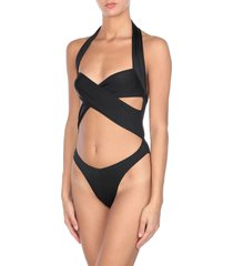norma kamali one-piece swimsuits