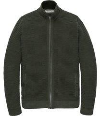 vest zip jacket