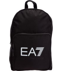 emporio armani ea7 logo 3d backpack