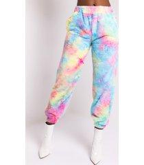 akira unicorn alive tie dye jogger