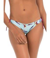 bikini selmark pajaros mare turquoise badpakkousen met lage taille