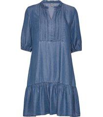 cumindy dress dresses jeans dresses blå culture