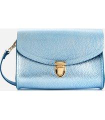 the cambridge satchel company women's the push lock bag - light royal