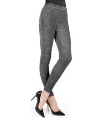 wide rib corduroy women's leggings