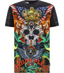philip plein tattoo t-shirt