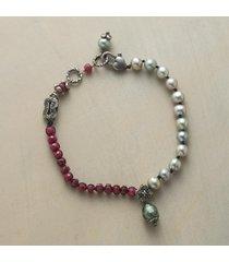 fine balance bracelet