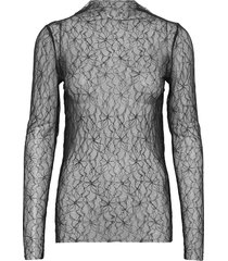 karen blouse lange mouwen zwart hofmann copenhagen